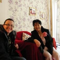 Gillian and Ursula @ Tea Party 1