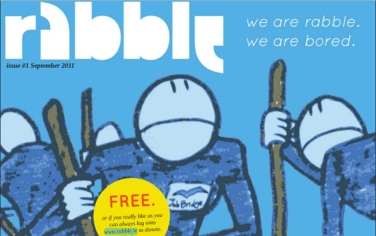 rabble 1 cover