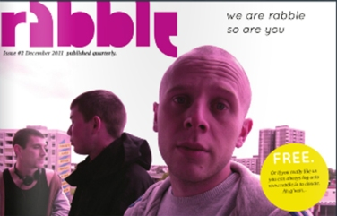 RABBLE 2 COVER